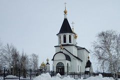Eglises (8pl) Tags: glise  sibrie russie muse neige hiver froid orthodoxe russe