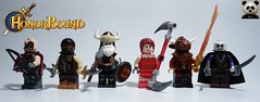 Honourbound (Random_Panda) Tags: lego figs fig figures figure minifigs minifig minifigures minifigure purist purists character characters video games game honourbound honorbound fantasy