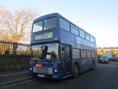 GM Buses 15032 H132GVM Museum of Transport, Manchester on 45 (1280x960) (dearingbuspix) Tags: stagecoach stagecoachmanchester preserved magicbus 15032 gmbuses h132gvm manchesterchristmascracker manchesterchristmascracker2016 museumoftransportgreatermanchester museumoftransport 2032