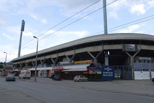 Grbavica Stadium, 27.05.2012.
