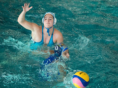 2C040887 (roel.ubels) Tags: len euro league waterpolo sport topsport utrecht uzsc 2016 krommerijn women