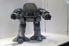IMG_9407 (Ricardo Jurczyk Pinheiro) Tags: sãopauloexpo estátua culturapop sãopaulo robocop evento ed209 ccxp