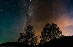 Stjernehimmel1c (Svein A. Tjemsland) Tags: night stars nikon space astro d750 nightsky nikkor f4 milkyway 1635 nighscape