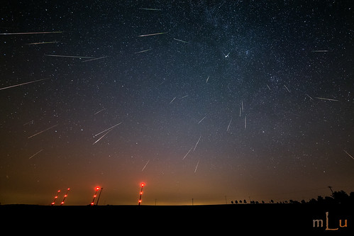 Perseids 2015 - Compilation 1 (Clean Version)