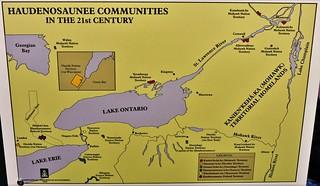 Haudenosaunee Communities in the 21st century
