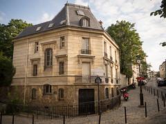Montmartre (LordFerguson) Tags: street trip paris france montmartre francia