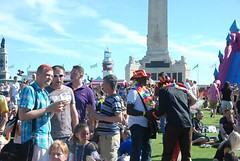 "Plymouth Pride 2015 - Plymouth Hoe -cy • <a style=""font-size:0.8em;"" href=""http://www.flickr.com/photos/66700933@N06/20630456715/"" target=""_blank"">View on Flickr</a>"