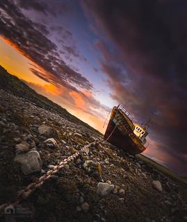 Roa Island shipwreck