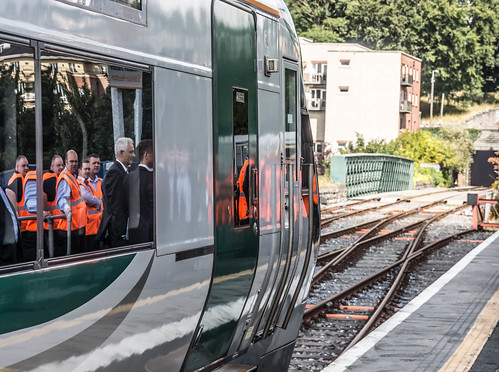 THE MINISTER PLUS PLATFORM 10 AND THE PHOENIX PARK RAILWAY TUNNEL [NOT FORGETTING IRISH RAIL STAFF] REF-107120