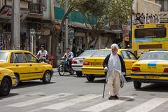 Qom - Mullah (Domenico Be) Tags: iran streetphotography persia mullah qom canoneos1100d