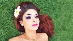 The princess. (Feebert) Tags: girl grass easter daughter 16