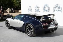 Bugatti Veyron Super Sport (Clment Tainturier) Tags: art sport ss super concours bugatti et chantilly veyron elegance 2015 dlgance 1200hp hypercar
