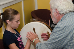 Bodhran workshop