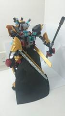 MOC MARVEL RED RONIN (danielhuang0616) Tags: red man iron lego samurai marvel shogun stark mecha avengers bushi ronin moc