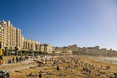 L't  Biarritz (Lanpernas 2.0) Tags: summer costa beach playa verano summertime t plage euskalherria biarritz hondartza udara lapurdi veraneo costavasca