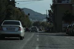 On the road... (GeorgeKats) Tags: road light car driving vehicle drivingintown