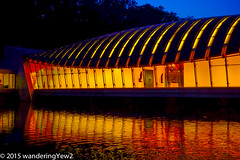 CrystalBridgesEvening-4728 (wanderingYew2 (thanks for 3M+ views!)) Tags: reflection museum arkansas artmuseum reflectingpool bentonville moshesafdie bentonvillearkansas crystalbridges crystalbridgesmuseumofamericanart fujixpro1