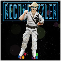Be-Dazzled! (scott.bline) Tags: gijoe space marvel dazzler yojoe arah recondo