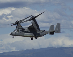 (Eagle Driver Wanted) Tags: portland airport bell military 71 special international cannon operations pdx sos boeing 20 27 usaf flt sow osprey afb v22 afsoc tiltrotor broca cv22 kpdx 0053 0052 cv22b 100052 100053 broca73 broca71