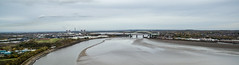 Pickerings Pasture Hale Bank-24 (Steve Samosa Photography) Tags: aerial hale mersey merseyside widnes runcornbridge pickeringspasture dronecamera