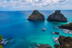 Dois Irmaos (elzauer) Tags: brazil nature landscape island nationalpark br fernandodenoronha pernambuco archipelago noronha