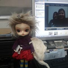 Video da Dinda e Daninha <3 (MariMahe) Tags: doll olivia dal monomono
