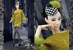 Foto-2 (Dollfason) Tags: for outfit dolls style clothes collection accessories fashiondoll couture gain кукла dolloutfit ficon fashionfordoll коллекционная