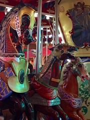 RCCL Armor horses (Nancy D. Brown) Tags: cruise horse carousel royalcaribbean carouselhorse rccl oasisoftheseas
