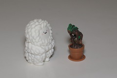 TREESON AND GROOT (kingkong21) Tags: marvel groot treeson bubiauyeung