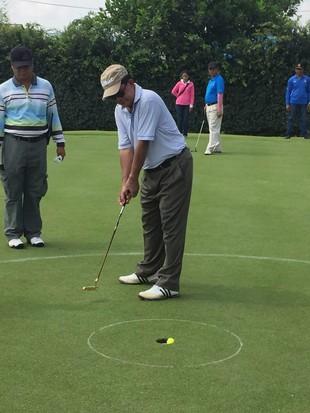 សម្តេចហ៊ុនសែន ទទួលជ័យជំនះលេខ១ ក្នុងការប្រកួតវាយកូនហ្គោល ក្នុងកម្មវិធី City Golf Championship
