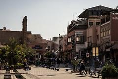 Marrakech, Kasbah (Dario Ma) Tags: africa street people market tag un marocco marrakech souk medina mercato strade botteghe aggiungi