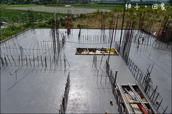 1樓頂板灌漿12