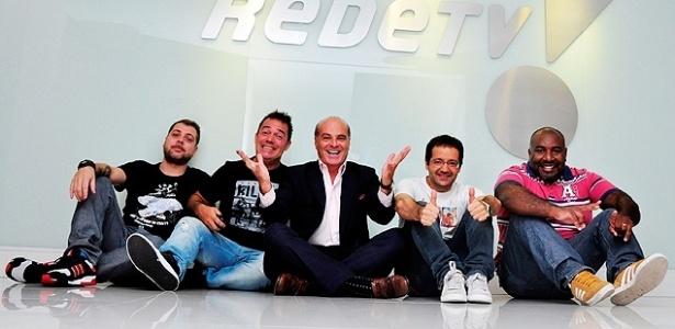 """""""Vingança é um prato que se come frio"""", diz vice da RedeTV! sobre """"Pânico"""""""