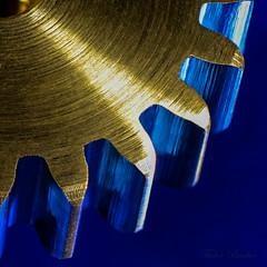 Teeth (tudedude) Tags: macro metal bench miniature model mechanical machine engineering workshop dorset chuck precision engineer tool stacked handcraft metalworking lathe gbr homeworkshop stackedimage imagestacking modelengineer tudedude workingwithmetal