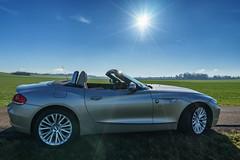 2015.12-BMW Z4-51 (FV1405) Tags: de bayern deutschland fahrzeug gegenlicht 2015 benningen