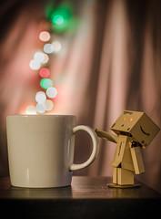 Magic Cup (H3se) Tags: cup coffee bokeh danbo danboard