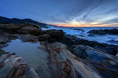 PointLobos_082_pm (Minh C. Vu) Tags: sunset landscape pointlobos