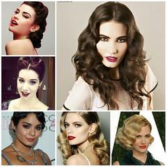 Coolest long et court Retro Coiffures (parfaitfrancais) Tags: court long retro coolest coiffures