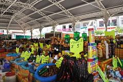 Pointe a pitre_marche (stephane_chambrier) Tags: color nikon market march couleur guadeloupe d5000