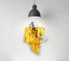 Miel Cemento (chico_caramba) Tags: lantern lamp wall background textured concrete old color image cement horizontal gray material abstracts element design cracked construction stained white urban damaged scene structure block rough nobody 3d frame indoors interior building closeup pattern solid architecture room realistic render loft cable ceiling