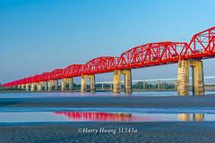 Harry_31243a,,,,,,,,,,,,,,,, (HarryTaiwan) Tags:                 yunlin xiluo yunlincounty xiluotownship bridge     harryhuang   taiwan nikon d800 hgf78354ms35hinetnet adobergb