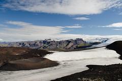 Eyjafjallajkull (Yunadetoi) Tags: islande iceland voyage paysage landscape fimvrdhuhals eyjafjallajkull volacan