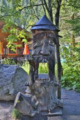 High Tauern National Park, Austria (Andrew-M-Whitman) Tags: high tauern national park hohe nationalpark austria sculpture wood