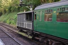 IMGP5807 (Steve Guess) Tags: alton alresford ropley hants hampshire england gb uk train railway engine loco locomotive heritage preserved gw toad brake van guards