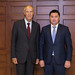 WIPO Director General Meets with Head of Kyrgyzstan Delegation to 2016 WIPO Assemblies