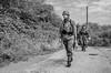 FJR5-14 (Andy Darby) Tags: bosworthfjr5 bosworth battlefield railway battlefieldrailway fjr5 fallschirmjager german reenactment uniform k98 mg42 ppsh41 marching war andydarby
