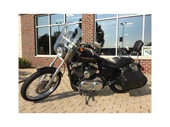 2007 HARLEY-DAVIDSON XL1200C - SPORTSTER 1200 CUSTOM (Tranportationlover3 Using Albums!) Tags: cruiser cruisers flickr cool nice photography motorcycles motorcycle harleydavidson transportation