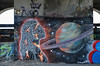 Mural (gregador) Tags: rochester ny subway graffitti aqueduct geneseeriver abandoned urbanexploring urbanexploration urbex mural