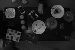 Cumpleaos (vallejojo15) Tags: photo photos picture pictures pic pics art beautiful exposure composition composicion focus capture moment instant bn bnw blancoynegro blackandwhite noise ruido ruidodigital digitalnoise people personas life vida rain reflection lluvia reflejo water agua fotografia photographer photography fotografo streetphotography fotografiacallejera nikon nikond5300 teamnikon nikonistas nikonians nikkor1855mm 1855mm nikkor55200mm 55200mm blanco y negro monocromtico aire libre