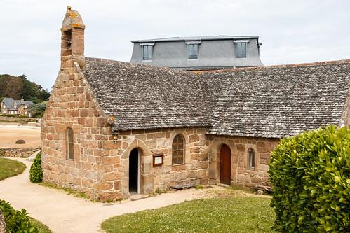 Chapelle Saint-Guirec à Perros-Guirec